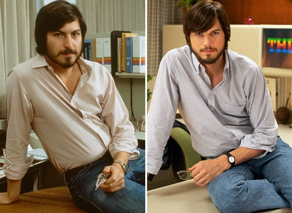 steve jobs ashton kutcher kutchner michael fassbender