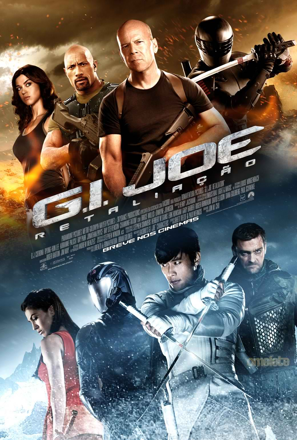 G.I. Joe: Retaliation' Breakdown Analysis: What Worked & Didn't ...