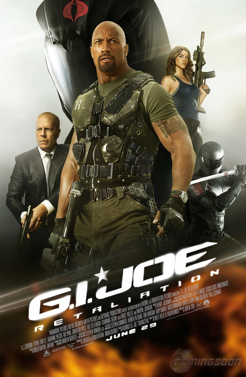 G.I. Joe: Retaliation analysis – what worked and didn't | The ...
