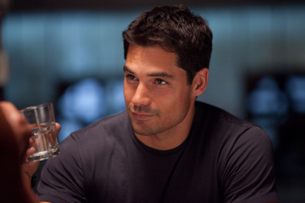 D.J. Cotrona as Flint in ``G.I. Joe: Retaliation.''