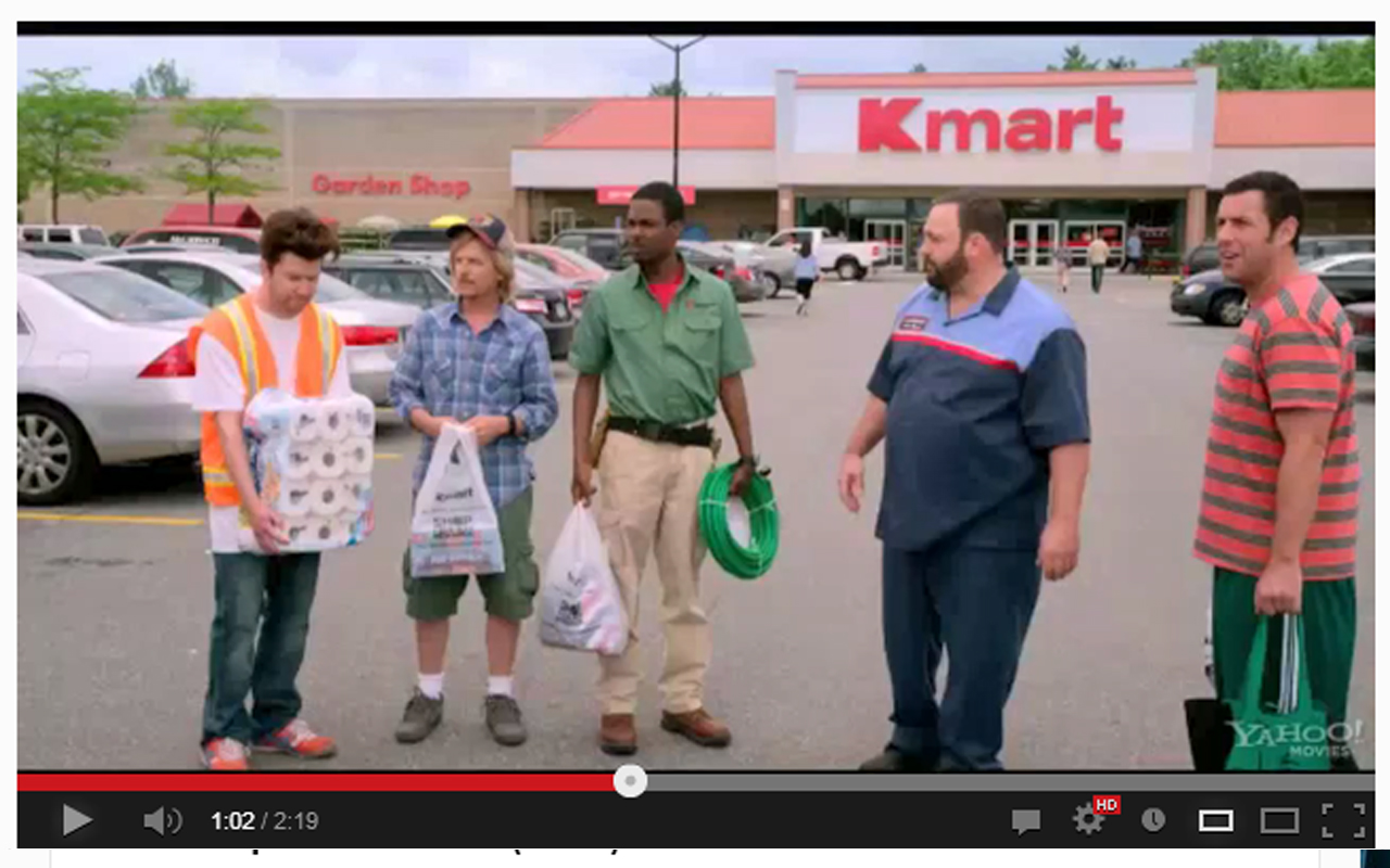 GrownUps2 trailer screenshot 3