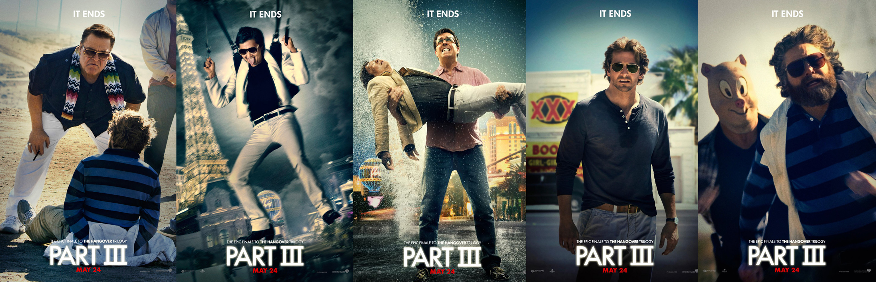 Hangover 3 posters copy