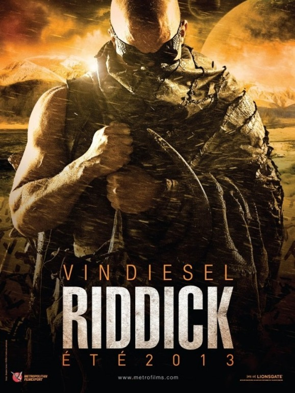 Riddick gets a teaser, and some great set photos – The ...
