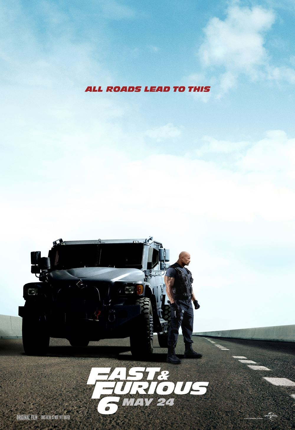 6 Of Pentacles As Advice: Fast And Furious 6 Poster Set Is Complete