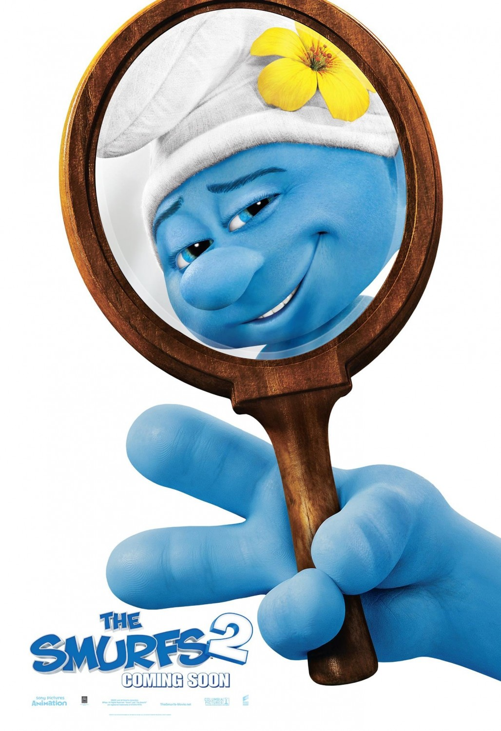 Smurfs 2 Gets Character Posters Amp Trailer The Second Take