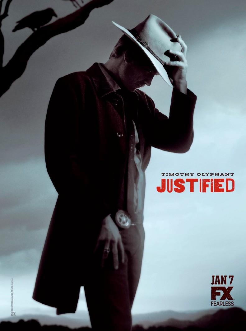 Justified Serie