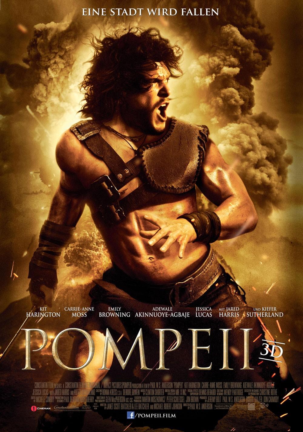 NEW POSTERS – 22 Jump Street, Pompeii, Vampire Academy ...