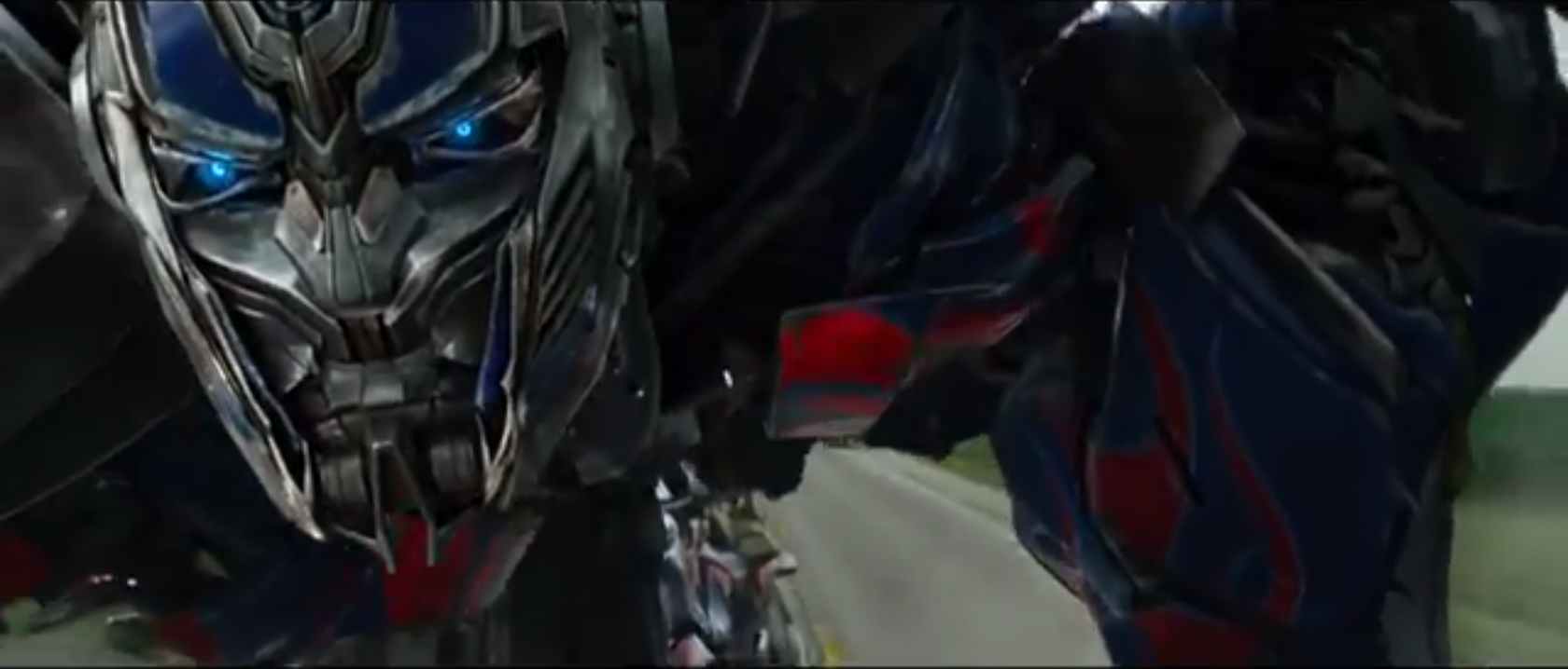 transformers age of extinction super bowl spot brings the