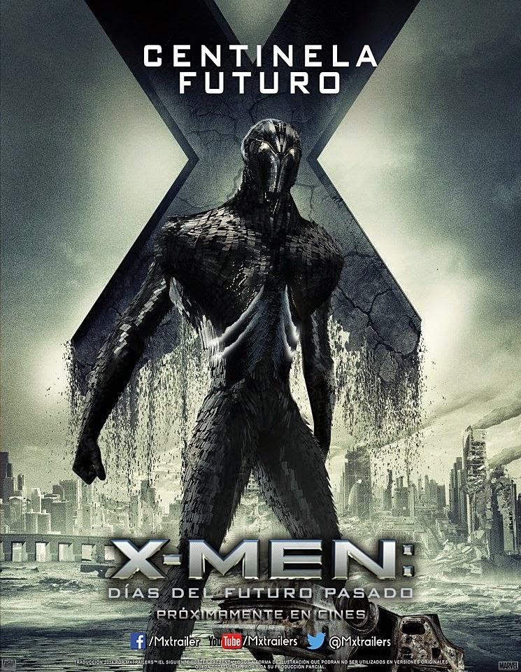 centinela futuro poster