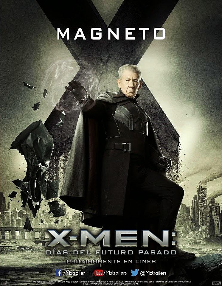 magneto futuro poster