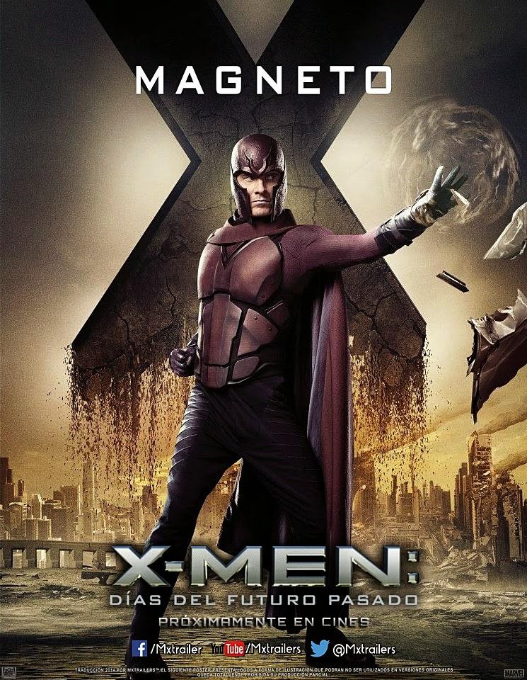 magneto pasado poster