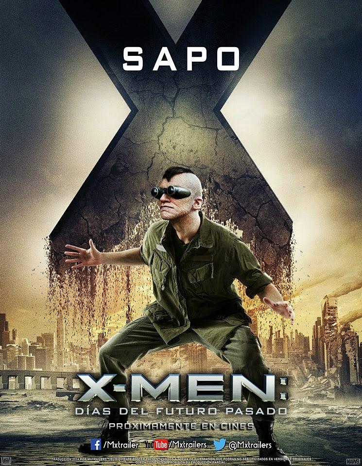 sapo poster