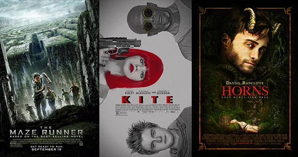 Kite 2014 Poster