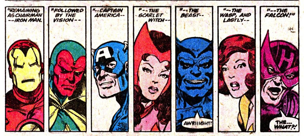 the avengers comic strip wwwpixsharkcom images