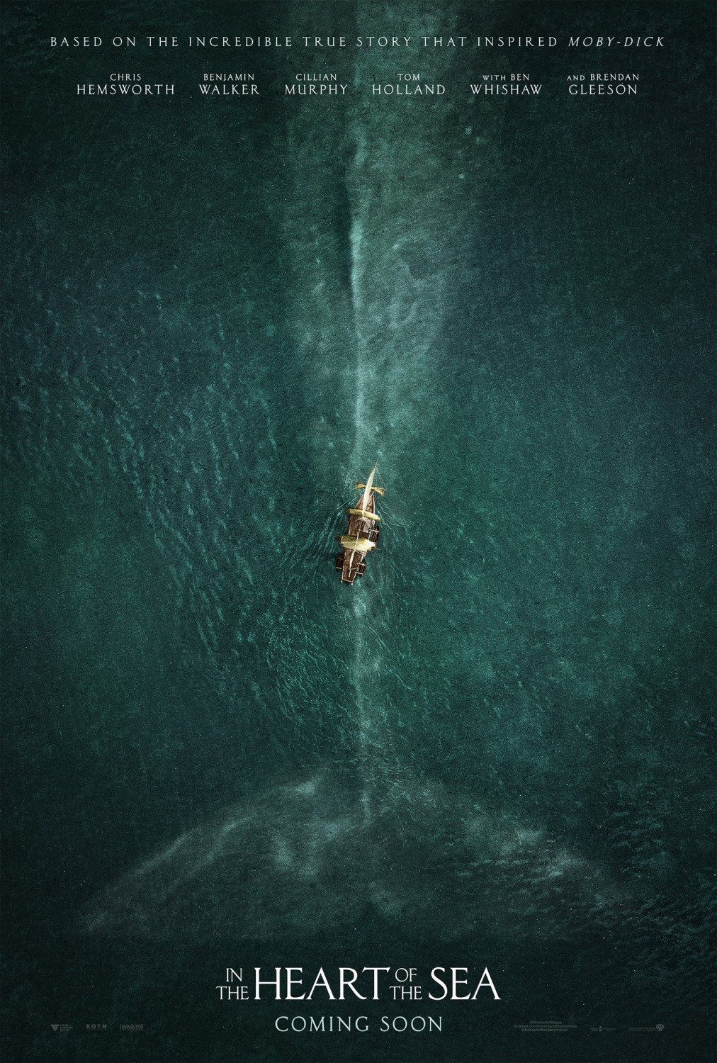 analysis of in the heart of the sea In the heart of the sea is a 2015 adventure-drama film directed and produced by ron howard and written by charles leavitt it is based on nathaniel philbrick 's non-fiction book of the same name , about the sinking of the american whaling ship essex in 1820, an event that inspired the novel moby-dick.