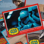 Star Wars: The Force Awakens - Characters Revealed on Topps Cards