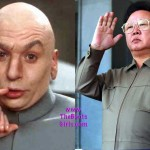 Dr. Evil Claims North Korea & Sony Are Making Evil People Look Bad, While Crashing SNL