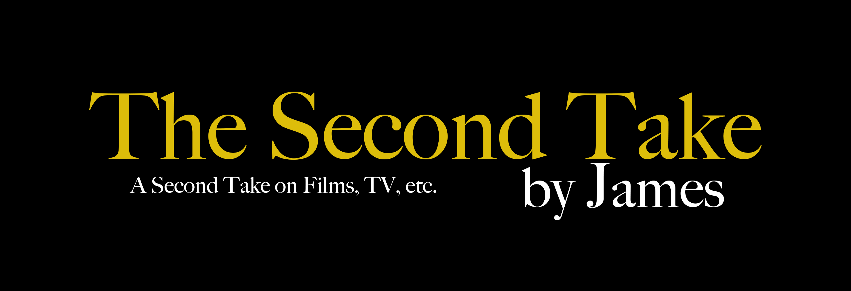 The Second Take