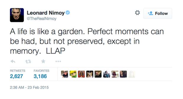 leonard-nimoy-s-final-tweet