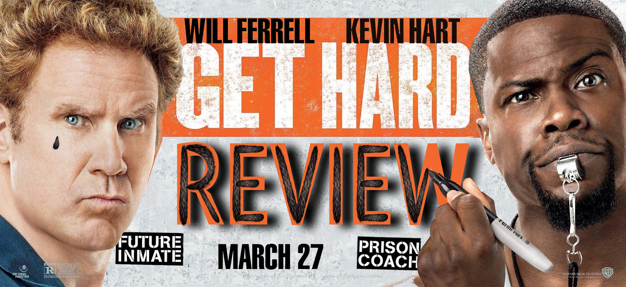 get hard is politically incorrect but hilarious the second take