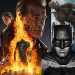 From Around The Web - Deadpool Fights Himself, BatFleck in Colour, New SPOILER 'Terminator: Genisys' Poster, plus - 'Suicide Squad' Set Photos