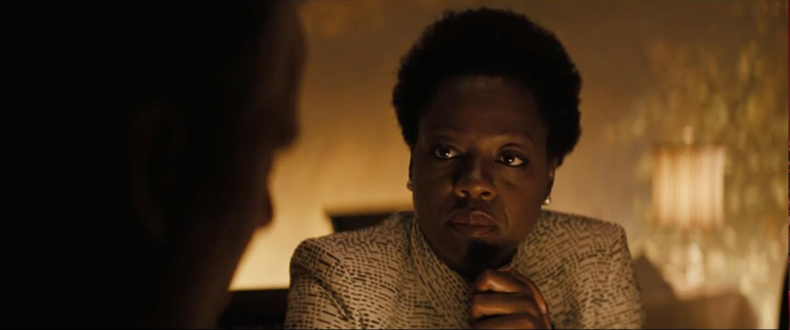 Viola Davis as Amanda Walker