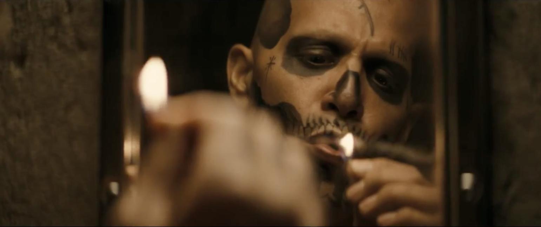 Jay Hernandez as Diablo in Suicide Squad trailer by DC comics Warner Bros.