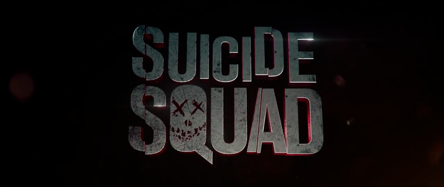 Suicide Squad Logo From the trailer