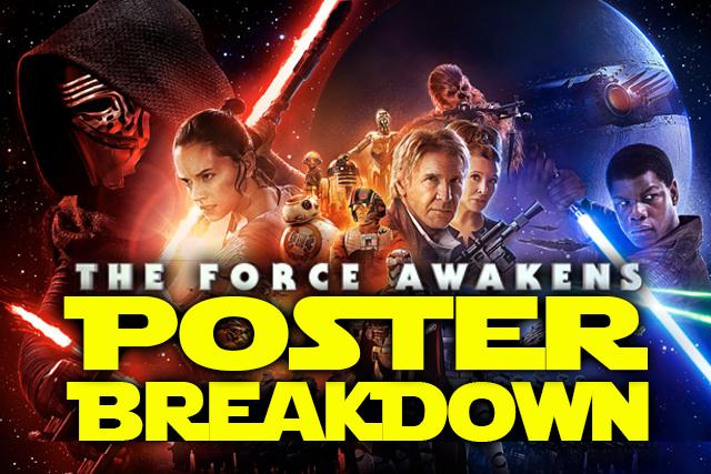 Star Wars 7 Poster Breakdown