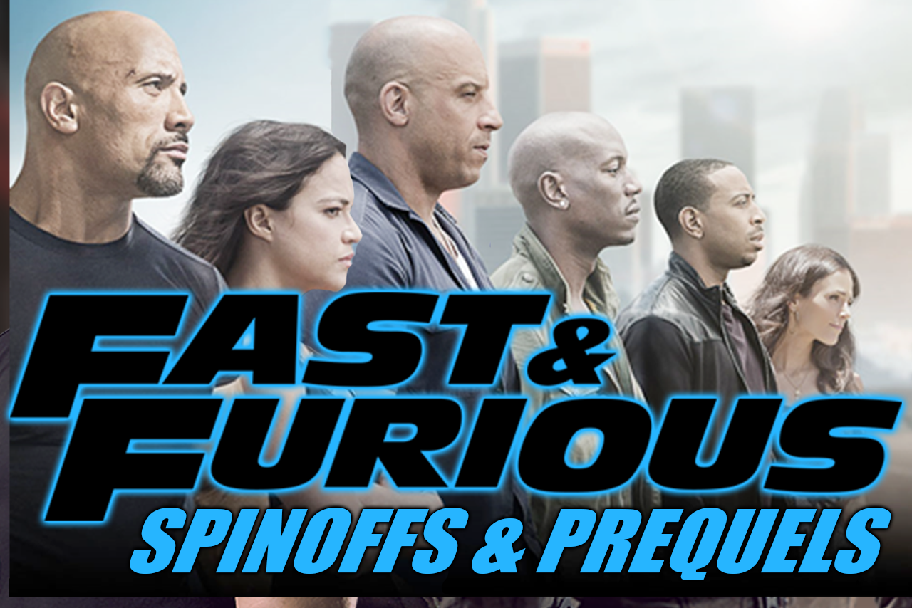 Fast & furious franchise vin diesel michelle rodriguez dwayne johnson the rock ludacris