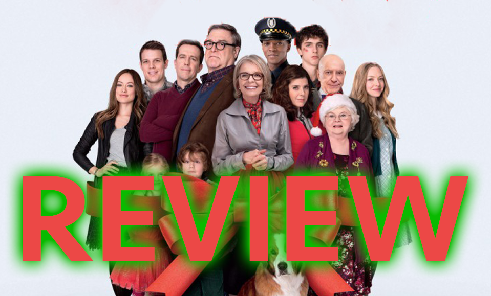Love The Coopers Review poster john goodman diane keaton ed helms olivia wilde anthony mackie alan arkin marissa tomei