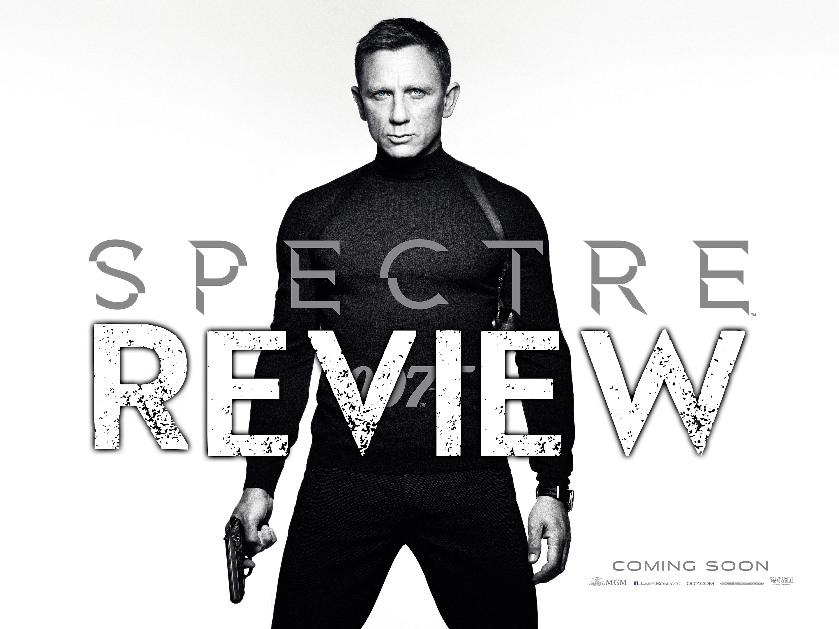 Spectre Review trailer poster james bond daniel craig