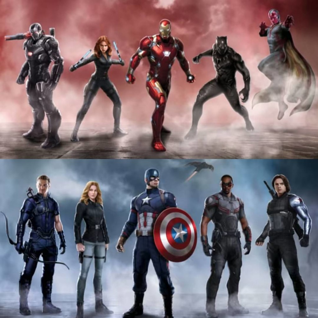 The teams captain america civil war trailer reaction review the second take thesecondtake iron man robert downey jr falcon chris evans anthony mackie scarlett johanson hawkeye black widow ant man paul rudd spider-man civil war cap 3 poster winter soldier