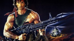 rambo tv series ryan gosling sylvester stallone rambo five