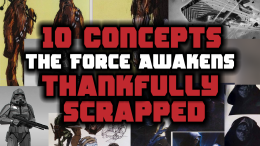 10 Concepts The Force Awakens Scrapped_2