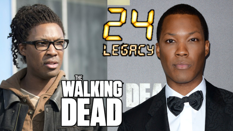24 legacy the walking dead corey hawkins