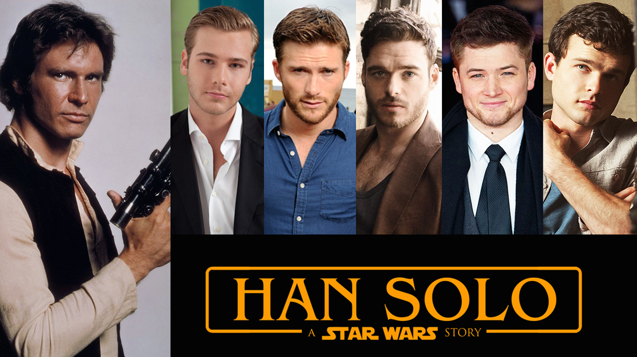 Jack Madden Ford >> Casting Young Han Solo: 5 Choices For The Star Wars Prequel – The Second Take