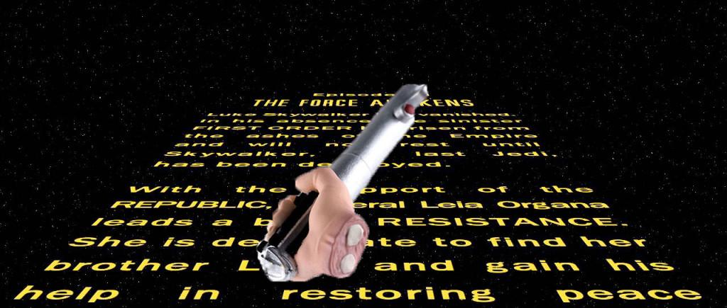Lukes hand opening crawl