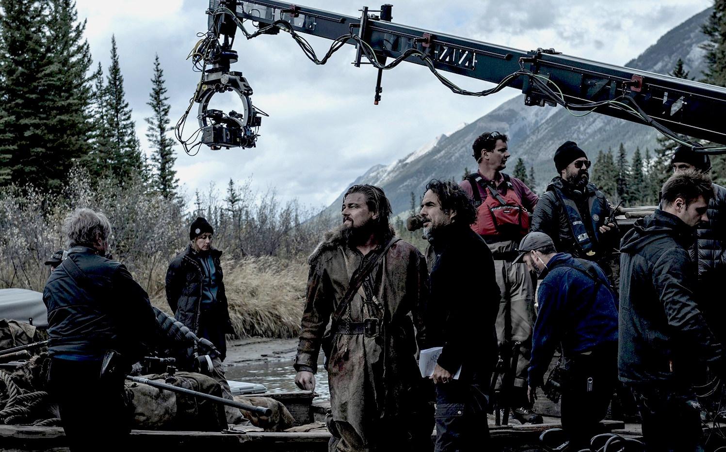 Leonardo DiCaprio the revenant review Alejandro González Iñárritu