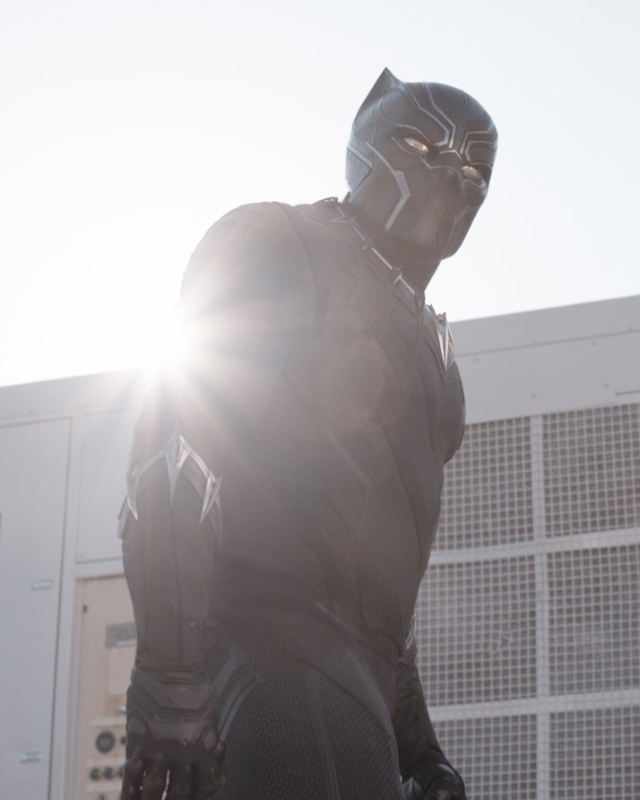 Black Panther t'challa wakanda ryan coogler chadwick boseman captain america civil war avengers age of ultron iron man robert downey jr.