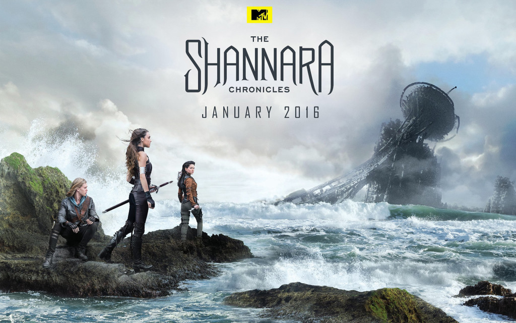 the shannara chronicles austin butler manu bennet poppy drayton