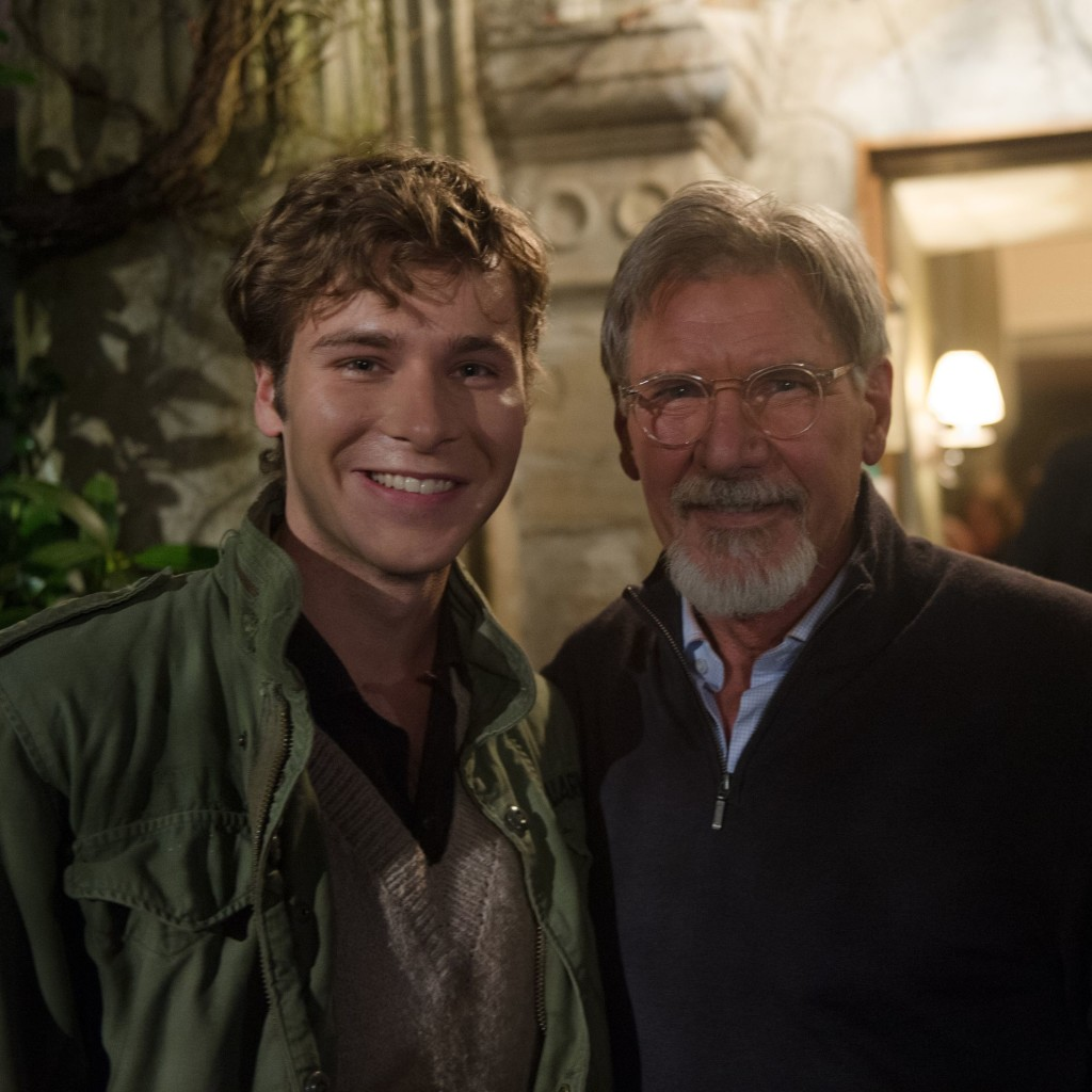 han solo harrison ford anthony ingruber age of adaline star wars spin off scott eastwood dave franco jack reynor emory cohen