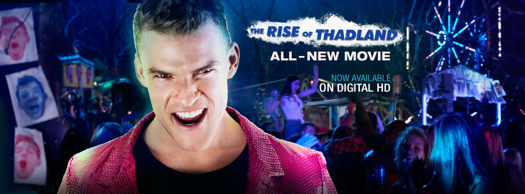 Blue Mountain State: The Rise Of Thadland bms movie thad castle alan ritchson ricthson richson alex moran sammy billy the goat mary j