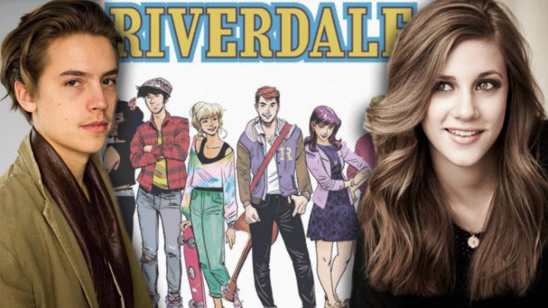 lili reinhart betty cooper river dale riverdale archie comics jughead cole sprouse