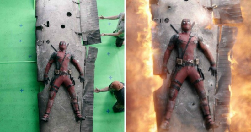 Deadpool vfx breakdown ryan reynolds