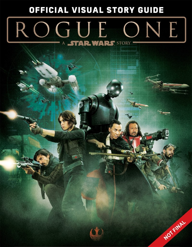 Rogue One A Star Wars Story Felicity Jones Riz Ahmed forest whitaker jyn erso mads mikkelsehn