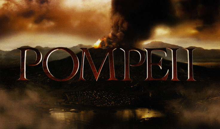 Pompeii Movie Poster (#2 of 6) - IMP Awards