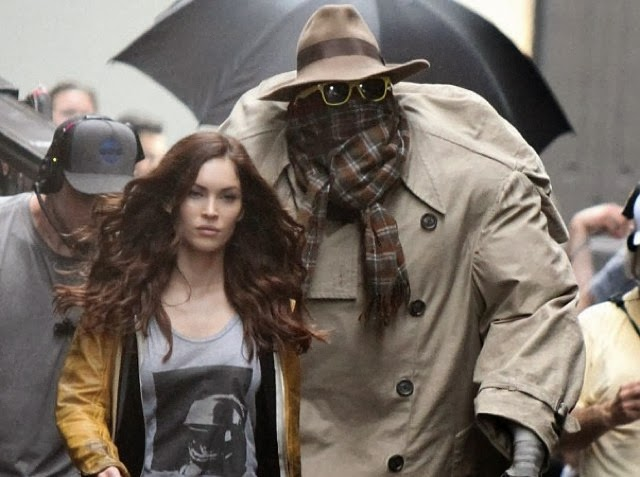 Teenage Mutant Ninja Turtles First Look At Leonardo Shredder Megan Fox The Second Take