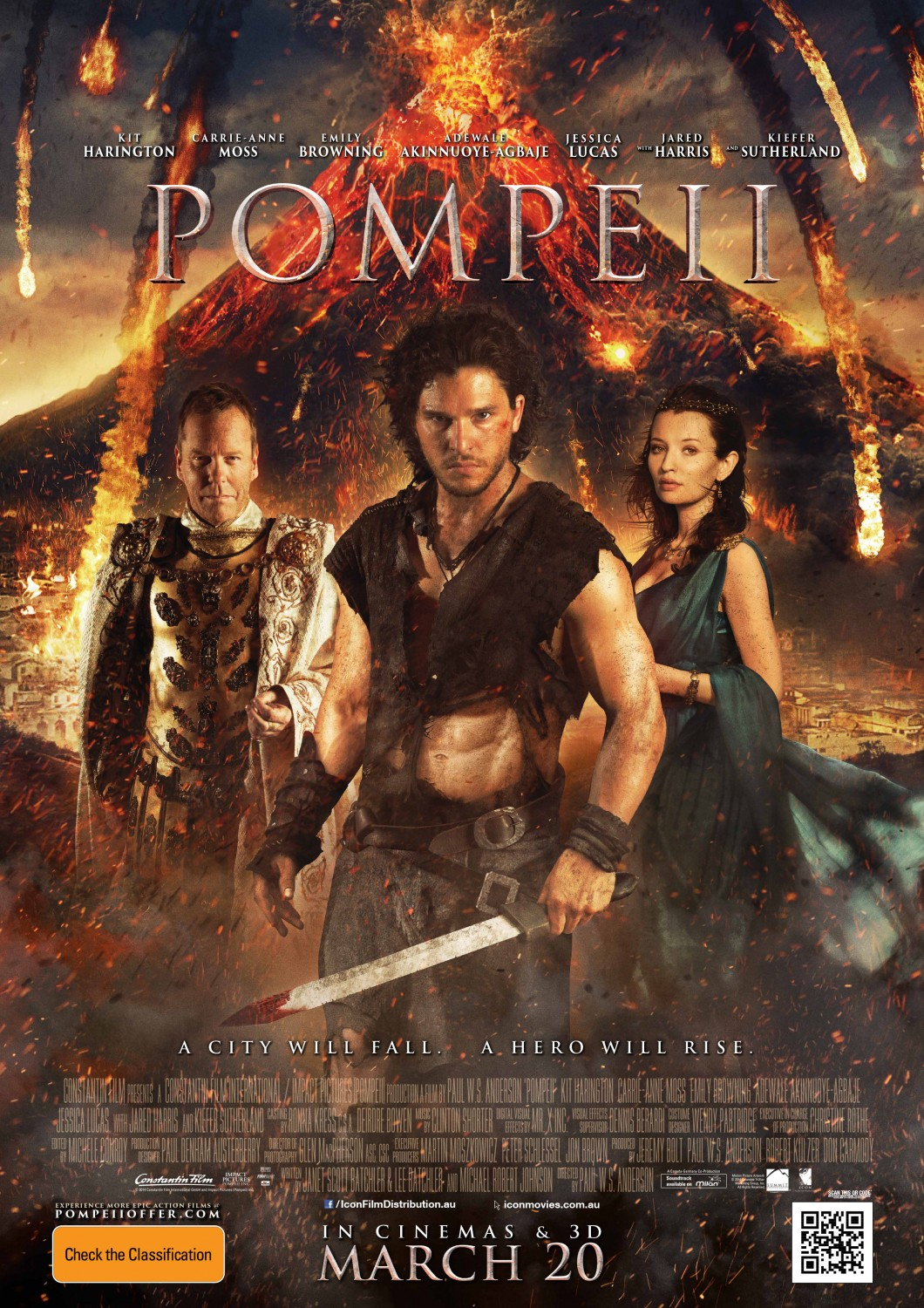 CLOSED: Pompeii Giveaway – Film Blerg