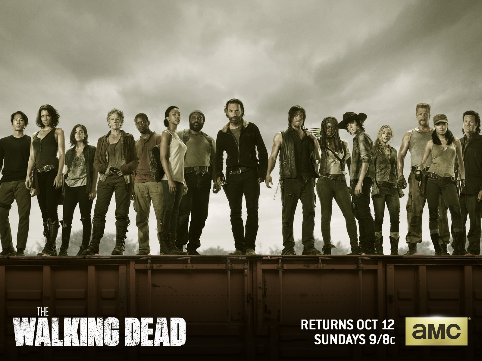 The Walking Dead It S Important To Remember Anyone Can Die